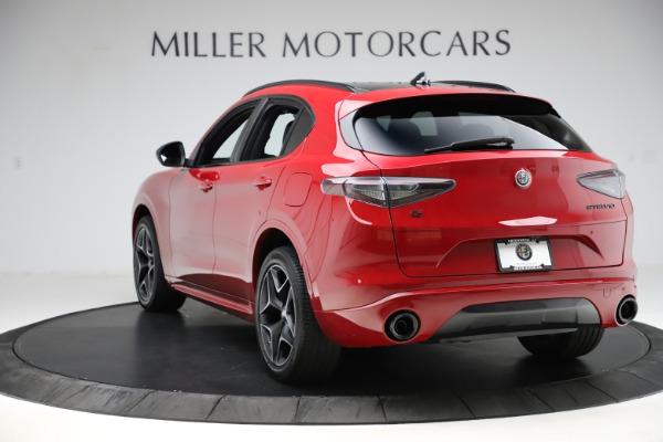 New 2020 Alfa Romeo Stelvio Ti Sport Carbon Q4 for sale $58,745 at Alfa Romeo of Westport in Westport CT 06880 5