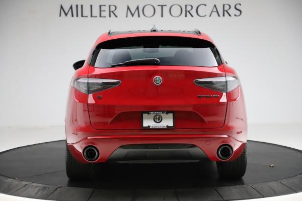 New 2020 Alfa Romeo Stelvio Ti Sport Carbon Q4 for sale $58,745 at Alfa Romeo of Westport in Westport CT 06880 6