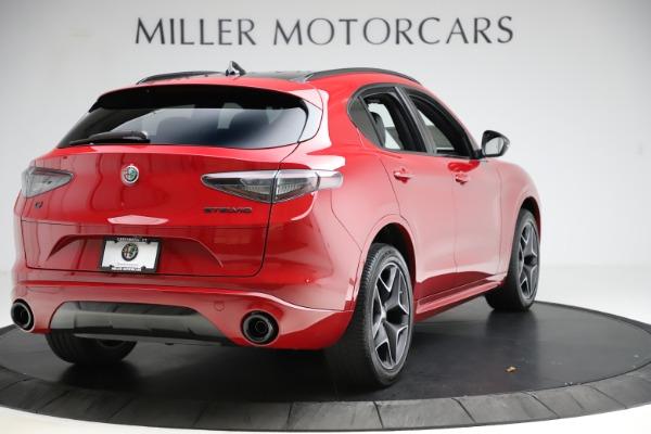 New 2020 Alfa Romeo Stelvio Ti Sport Carbon Q4 for sale $58,745 at Alfa Romeo of Westport in Westport CT 06880 7
