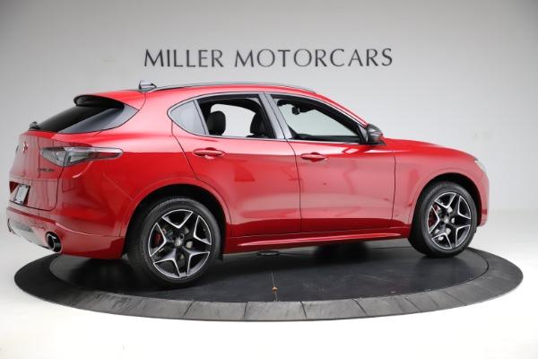 New 2020 Alfa Romeo Stelvio Ti Sport Carbon Q4 for sale $58,745 at Alfa Romeo of Westport in Westport CT 06880 8