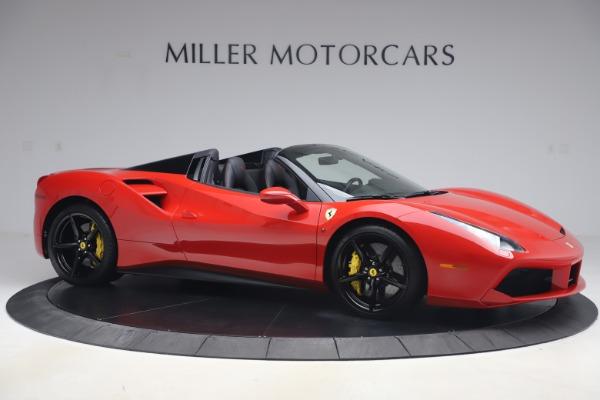 Used 2018 Ferrari 488 Spider for sale $286,900 at Alfa Romeo of Westport in Westport CT 06880 10
