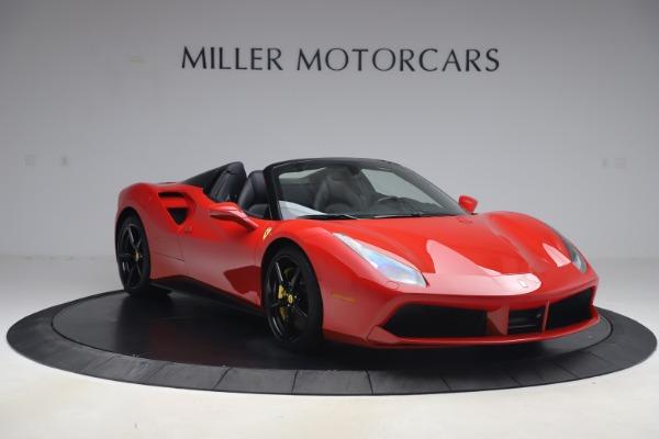 Used 2018 Ferrari 488 Spider for sale $286,900 at Alfa Romeo of Westport in Westport CT 06880 11