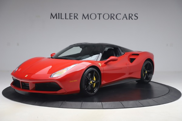 Used 2018 Ferrari 488 Spider for sale $286,900 at Alfa Romeo of Westport in Westport CT 06880 12