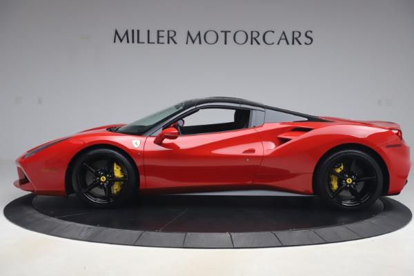 Used 2018 Ferrari 488 Spider for sale $286,900 at Alfa Romeo of Westport in Westport CT 06880 13