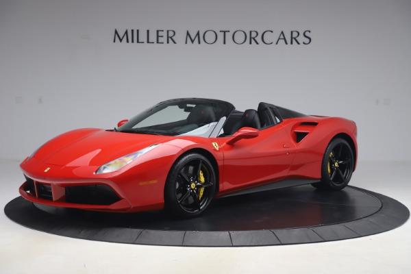 Used 2018 Ferrari 488 Spider for sale $286,900 at Alfa Romeo of Westport in Westport CT 06880 2