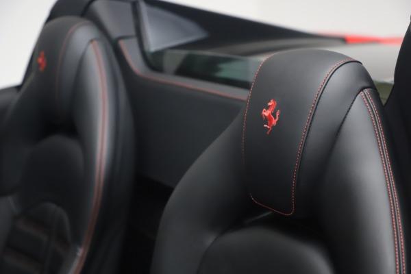 Used 2018 Ferrari 488 Spider for sale $286,900 at Alfa Romeo of Westport in Westport CT 06880 20