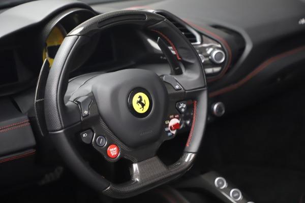 Used 2018 Ferrari 488 Spider for sale $286,900 at Alfa Romeo of Westport in Westport CT 06880 22