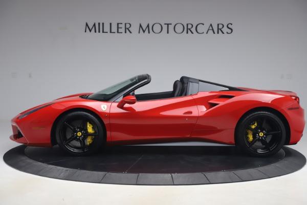 Used 2018 Ferrari 488 Spider for sale $286,900 at Alfa Romeo of Westport in Westport CT 06880 3