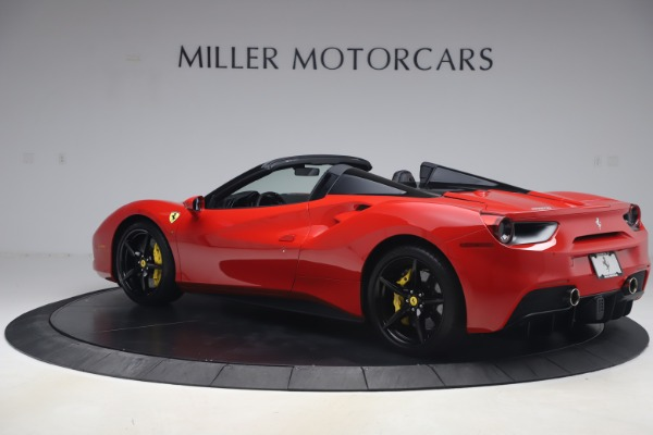 Used 2018 Ferrari 488 Spider for sale $286,900 at Alfa Romeo of Westport in Westport CT 06880 4