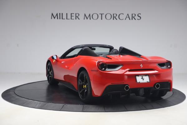 Used 2018 Ferrari 488 Spider for sale $286,900 at Alfa Romeo of Westport in Westport CT 06880 5