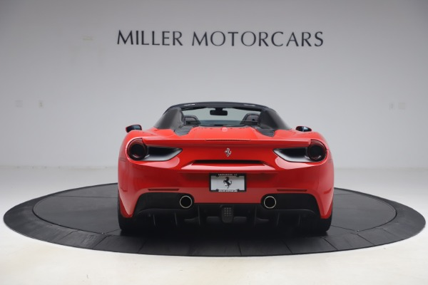 Used 2018 Ferrari 488 Spider for sale $286,900 at Alfa Romeo of Westport in Westport CT 06880 6