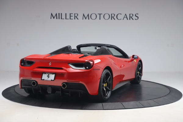 Used 2018 Ferrari 488 Spider for sale $286,900 at Alfa Romeo of Westport in Westport CT 06880 7
