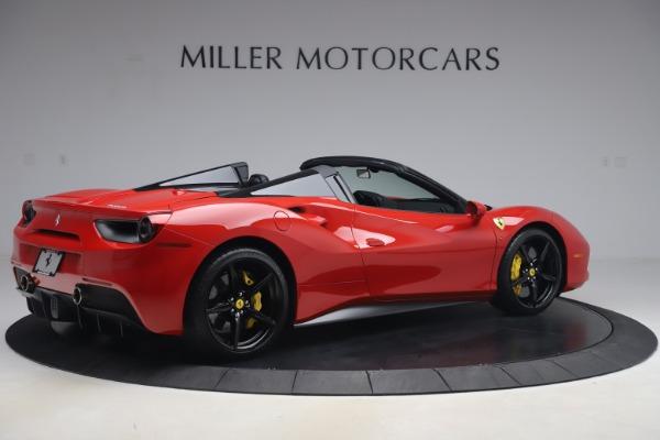 Used 2018 Ferrari 488 Spider for sale $286,900 at Alfa Romeo of Westport in Westport CT 06880 8