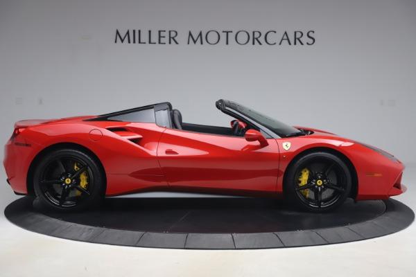 Used 2018 Ferrari 488 Spider for sale $286,900 at Alfa Romeo of Westport in Westport CT 06880 9