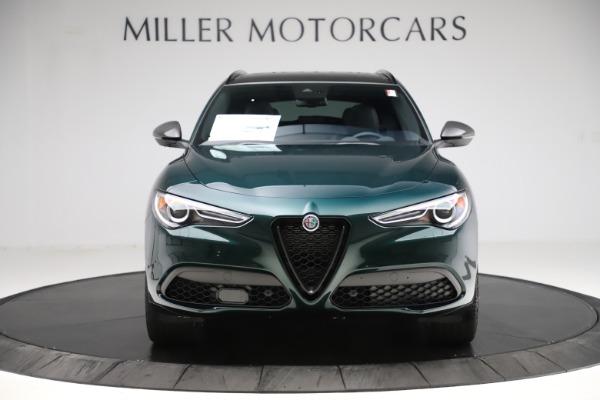 New 2020 Alfa Romeo Stelvio Ti Sport Carbon Q4 for sale Sold at Alfa Romeo of Westport in Westport CT 06880 12
