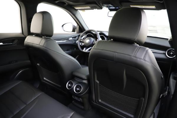 New 2020 Alfa Romeo Stelvio Ti Sport Carbon Q4 for sale Sold at Alfa Romeo of Westport in Westport CT 06880 28