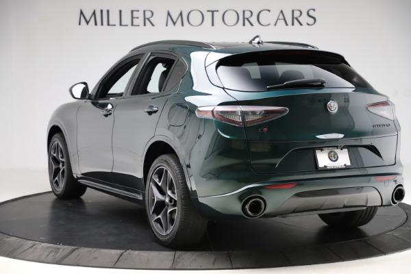 New 2020 Alfa Romeo Stelvio Ti Sport Carbon Q4 for sale Sold at Alfa Romeo of Westport in Westport CT 06880 5