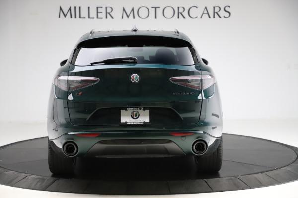 New 2020 Alfa Romeo Stelvio Ti Sport Carbon Q4 for sale Sold at Alfa Romeo of Westport in Westport CT 06880 6