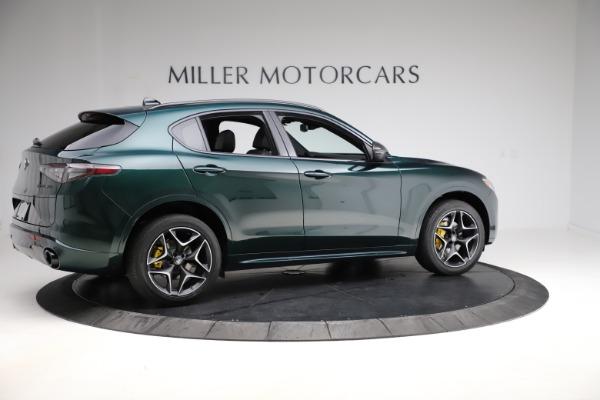 New 2020 Alfa Romeo Stelvio Ti Sport Carbon Q4 for sale Sold at Alfa Romeo of Westport in Westport CT 06880 8