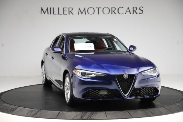 New 2020 Alfa Romeo Giulia Ti Q4 for sale $47,795 at Alfa Romeo of Westport in Westport CT 06880 11