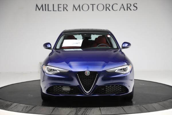 New 2020 Alfa Romeo Giulia Ti Q4 for sale $47,795 at Alfa Romeo of Westport in Westport CT 06880 12