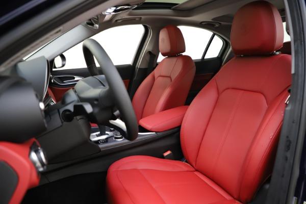 New 2020 Alfa Romeo Giulia Ti Q4 for sale $47,795 at Alfa Romeo of Westport in Westport CT 06880 15