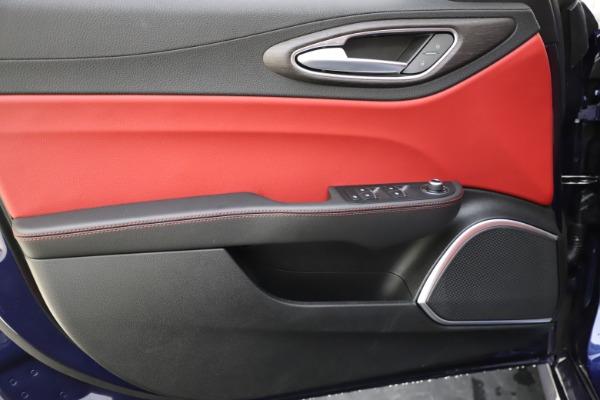 New 2020 Alfa Romeo Giulia Ti Q4 for sale $47,795 at Alfa Romeo of Westport in Westport CT 06880 17