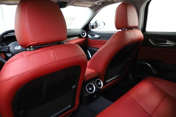 New 2020 Alfa Romeo Giulia Ti Q4 for sale $47,795 at Alfa Romeo of Westport in Westport CT 06880 20