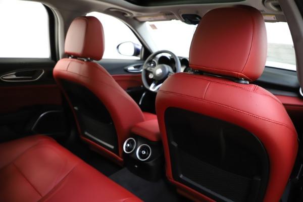 New 2020 Alfa Romeo Giulia Ti Q4 for sale $47,795 at Alfa Romeo of Westport in Westport CT 06880 26