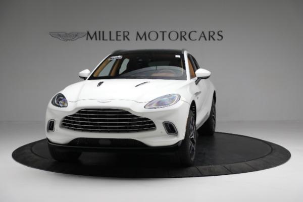 New 2021 Aston Martin DBX for sale $211,636 at Alfa Romeo of Westport in Westport CT 06880 12