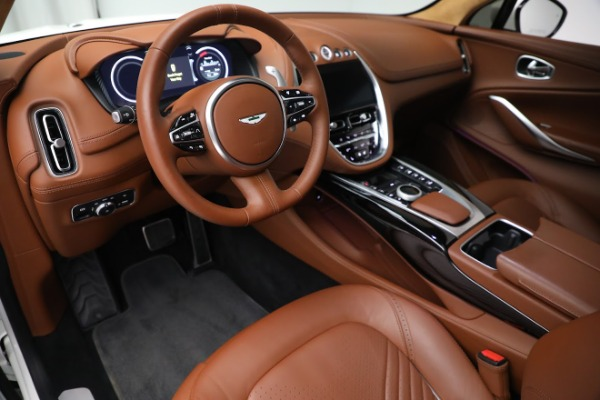 New 2021 Aston Martin DBX for sale $211,636 at Alfa Romeo of Westport in Westport CT 06880 13