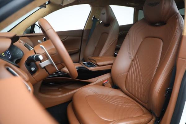 New 2021 Aston Martin DBX for sale $211,636 at Alfa Romeo of Westport in Westport CT 06880 15