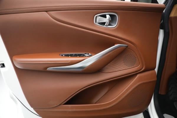 New 2021 Aston Martin DBX for sale $211,636 at Alfa Romeo of Westport in Westport CT 06880 16