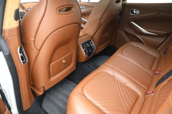 New 2021 Aston Martin DBX for sale $211,636 at Alfa Romeo of Westport in Westport CT 06880 17