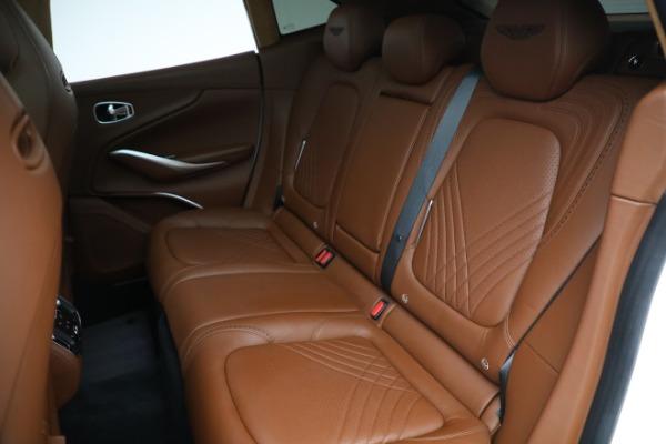 New 2021 Aston Martin DBX for sale $211,636 at Alfa Romeo of Westport in Westport CT 06880 18