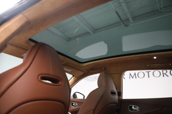 New 2021 Aston Martin DBX for sale $211,636 at Alfa Romeo of Westport in Westport CT 06880 19
