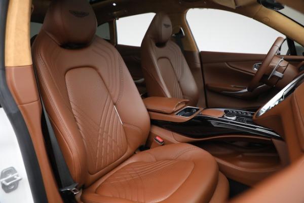 New 2021 Aston Martin DBX for sale $211,636 at Alfa Romeo of Westport in Westport CT 06880 21
