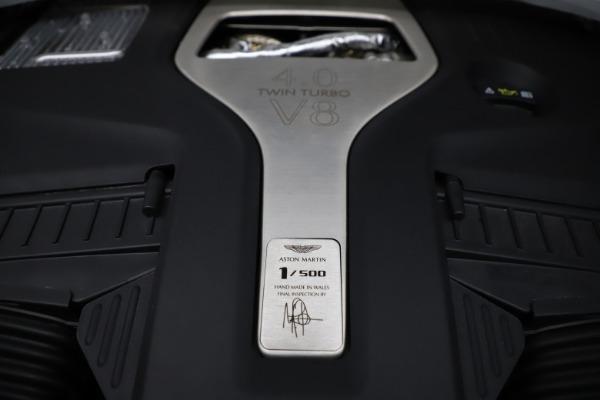 New 2021 Aston Martin DBX for sale $211,636 at Alfa Romeo of Westport in Westport CT 06880 24