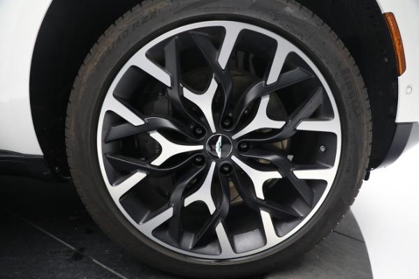 New 2021 Aston Martin DBX for sale $211,636 at Alfa Romeo of Westport in Westport CT 06880 28