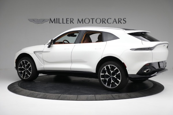 New 2021 Aston Martin DBX for sale $211,636 at Alfa Romeo of Westport in Westport CT 06880 3