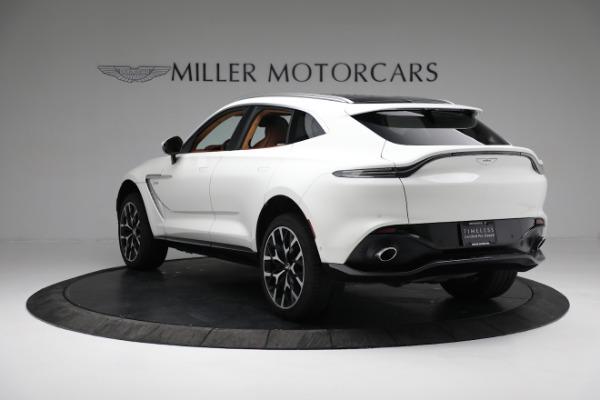 New 2021 Aston Martin DBX for sale $211,636 at Alfa Romeo of Westport in Westport CT 06880 4
