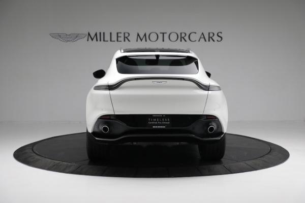 New 2021 Aston Martin DBX for sale $211,636 at Alfa Romeo of Westport in Westport CT 06880 5