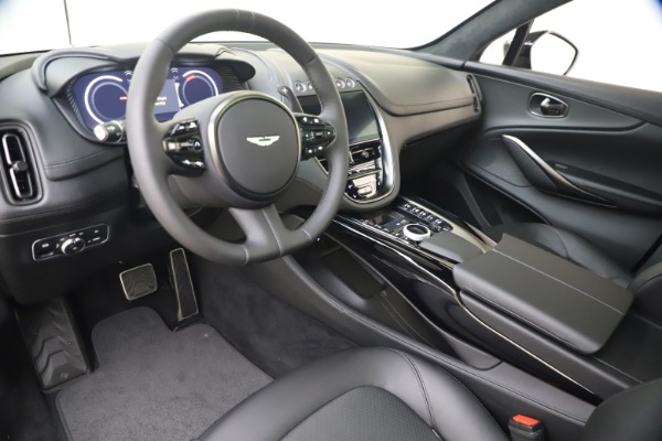 New 2021 Aston Martin DBX SUV for sale $194,486 at Alfa Romeo of Westport in Westport CT 06880 11