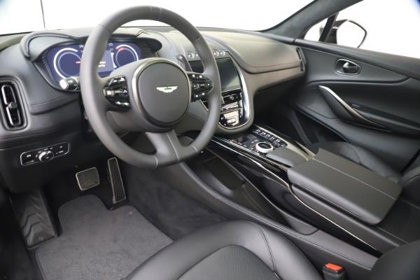 New 2021 Aston Martin DBX for sale $194,486 at Alfa Romeo of Westport in Westport CT 06880 11