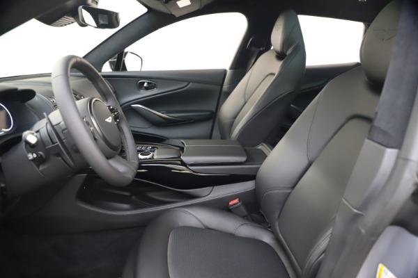 New 2021 Aston Martin DBX SUV for sale $194,486 at Alfa Romeo of Westport in Westport CT 06880 12
