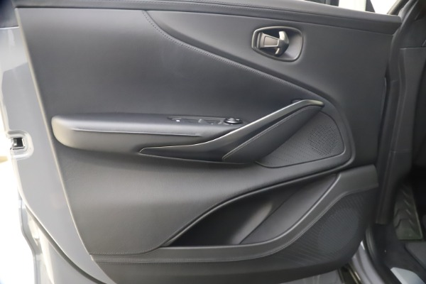 New 2021 Aston Martin DBX SUV for sale $194,486 at Alfa Romeo of Westport in Westport CT 06880 14