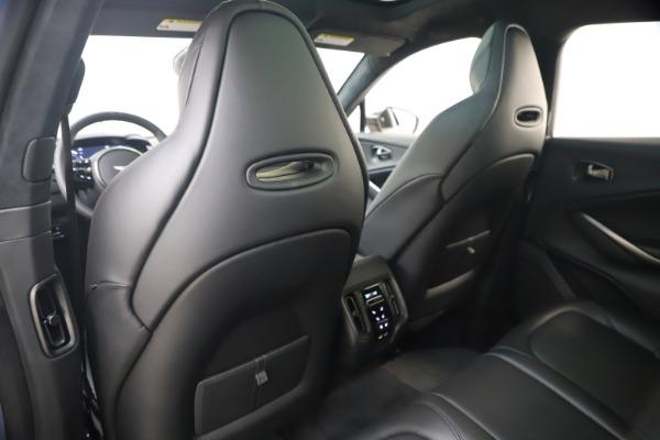 New 2021 Aston Martin DBX SUV for sale $194,486 at Alfa Romeo of Westport in Westport CT 06880 17