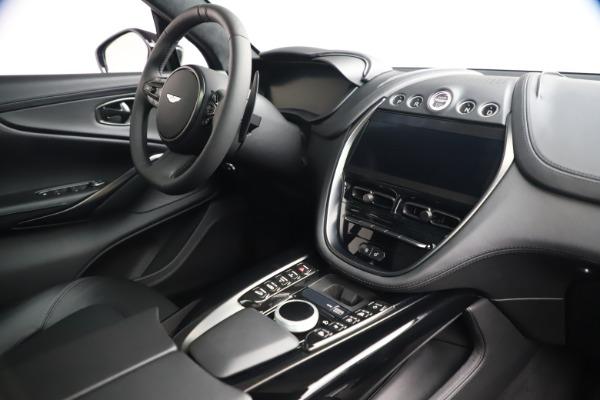 New 2021 Aston Martin DBX SUV for sale $194,486 at Alfa Romeo of Westport in Westport CT 06880 18