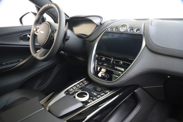 New 2021 Aston Martin DBX SUV for sale $194,486 at Alfa Romeo of Westport in Westport CT 06880 19