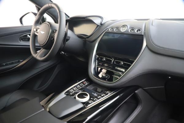 New 2021 Aston Martin DBX for sale $194,486 at Alfa Romeo of Westport in Westport CT 06880 19